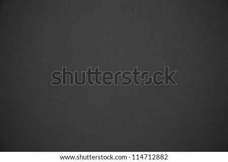 Dark gray linen paper background with very fine cross weave texture. Can be easily hue-shifted to desired colour.