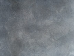 Dark gray painted texture with brush and palette knife strokes for interesting and modern backgrounds.