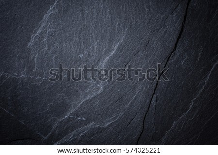 Dark gray slate texture, abstract background #574325221