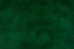 Dark green leather texture background surface for backdrop.