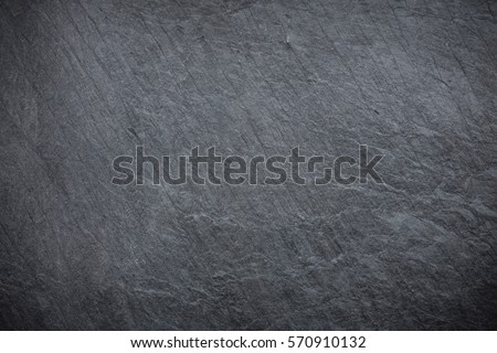 Dark grey and black slate background or texture #570910132