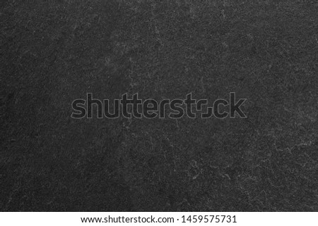 Dark grey black slate background or texture #1459575731