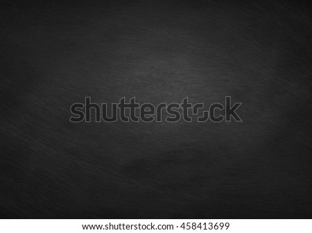 Dark grey black slate background or texture. - Shutterstock ID 458413699