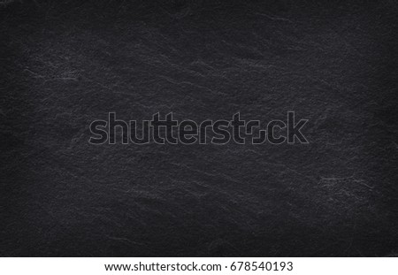 Shutterstock Dark grey black slate background or texture.