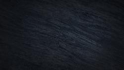 dark grey black slate background or texture. interior luxury stone material background for art work. midnight dark blue concept background.