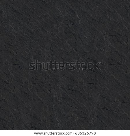 Dark grey black slate background or texture. Seamless texture. #636326798