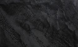 Dark grey or black slate textured background, copy space, top view