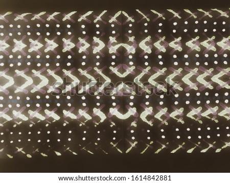 Dark Horizontally seamless design. Ethnic Ornament Print. Ethnic Ornament Print. Black Silver Dressing element Antique Element Hand Drawn. Kaleidoscope Art. Floral Elements Floral Elements