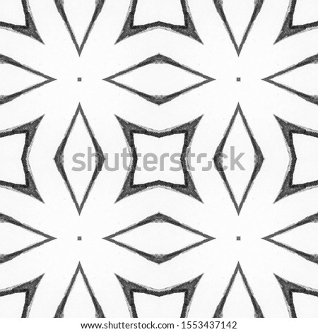 Dark Horizontally seamless design. Ornate Tile Background Ornate Tile Background Black Silver Dressing element Antique Element Royal Kaleidoscope Art. Floral Elements Floral Elements
