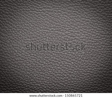 Dark Leather. Seamless Tileable Texture.