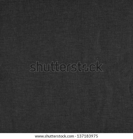 Dark linen texture background
