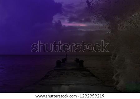 DARK OCEAN PIC