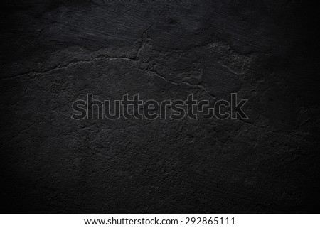 Dark old concrete wall texture for Textured background - Shutterstock ID 292865111