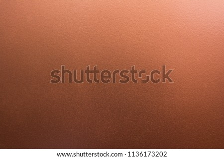 Dark pale bronze texture background.Copper texture #1136173202