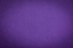 Dark purple fabric texture as background