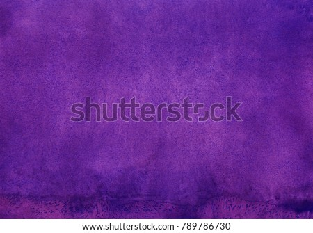 dark purple watercolor background, abstract composition