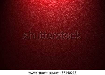 dark red leather texture for background