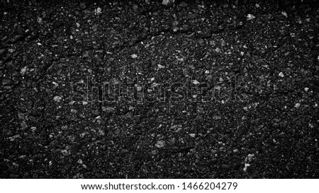 dark rough rough black texture background for web banner or backdrop #1466204279