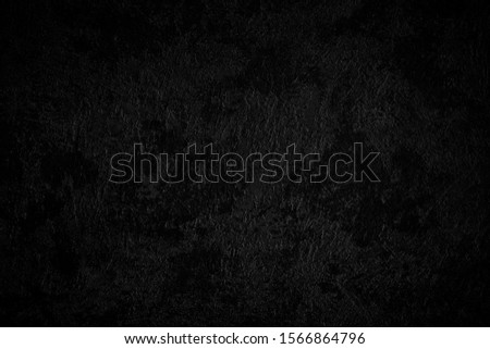 dark rough rough black texture background for web banner or backdrop #1566864796
