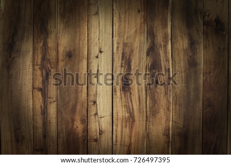 Dark Round Oval Shape, Wood Panel Background, natural brown color, stack vertical to show grain texture as wall decorative forester #726497395