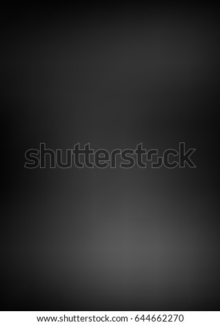 Dark Silver, Gray blurry bright background. Shine colored background in brand-new style with gradient.