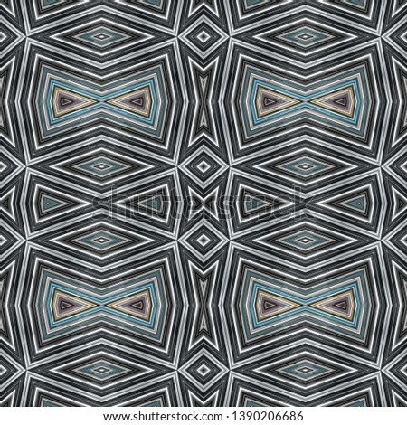 dark slate gray, light gray and gray gray colors. shiny modern endless pattern for wrapping paper or fashion design.