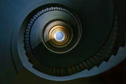 Dark Stairs Slovenia
