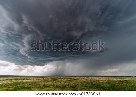 Dark stormy sky background