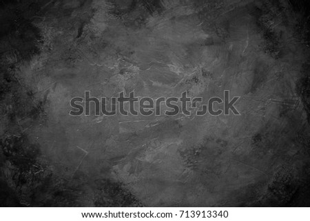 Dark texture slate background. Stone concrete surface. #713913340