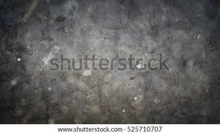 Dark textured wall closeup