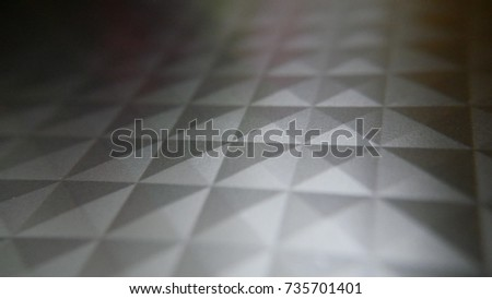 Dark Triangle Pattern #735701401