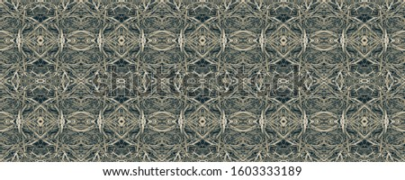 Dark Vintage Repeat Pattern Tile. Ornate Tile Background Ornate Tile Background Golden Black Oriental style. Dark Texture. Bright Kaleidoscope Effect. Floral Elements Floral Design.