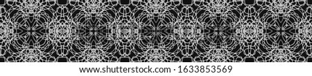 Dark Vintage Repeat Pattern Tile. Ornate Tile Background Ornate Tile Background Golden Black Embroidery net. Antique Element Glamure Kaleidoscope Effect. Floral Elements Floral Pattern.