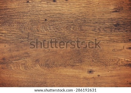 Dark vintage wood texture background with dry rough surface #286192631