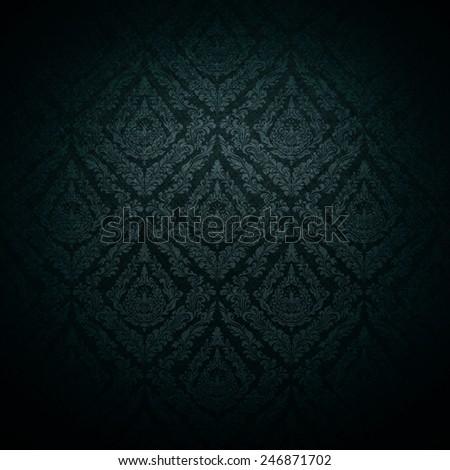 dark wallpaper background; baroque style.