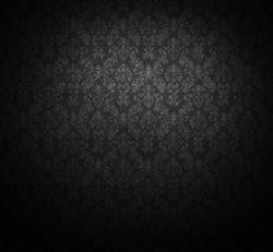 dark wallpaper for background; baroque style.