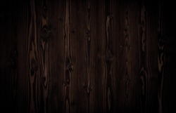 dark wood board use for background wood