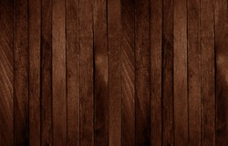Dark wood color repeat background