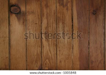 Dark Wood Paneling Background