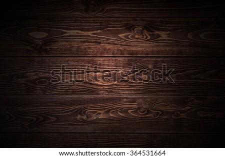 Dark wood plank texture  #364531664