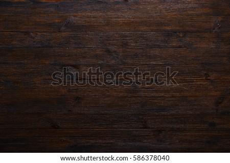 dark wood table texture...