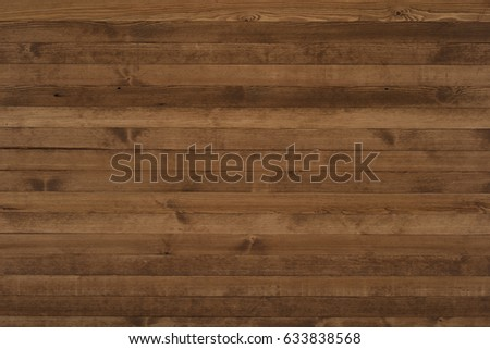 Dark wood texture background surface with old natural pattern. Grunge surface rustic wooden table top view #633838568