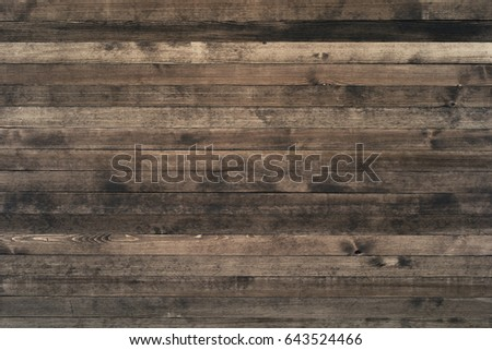Dark Wood Texture Background Surface With Old Natural Pattern Grunge Rustic Wooden Table Top