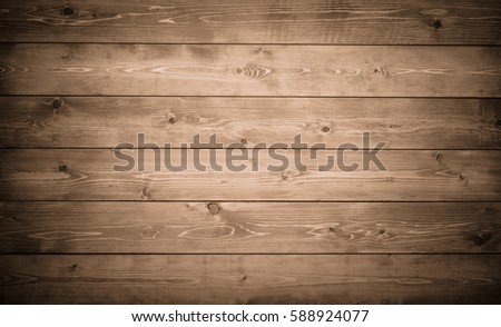 Dark wood texture background surface with old natural pattern or dark wood texture table top view. Grunge surface with wood texture background. Vintage timber texture background. Wooden table top view