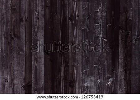 Dark Wood texture background wall