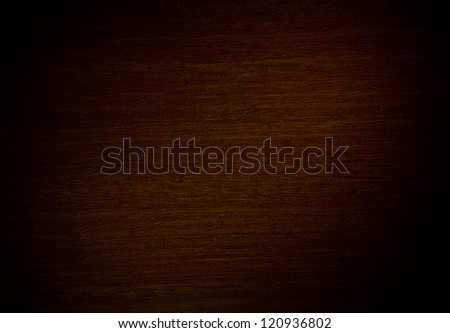 Dark wood texture for background usage