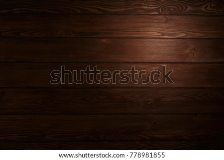 Dark wooden backdrop #778981855