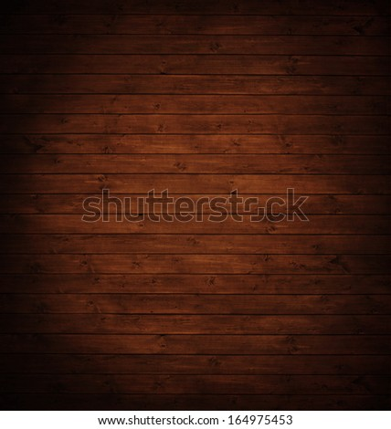 dark wooden planks. #164975453