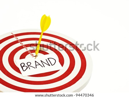 darts (branding and setting goal for business)