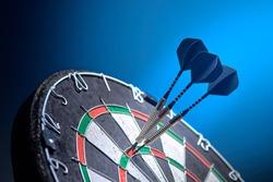 Darts. 3 darts in triple 20.